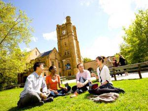 melb-campus